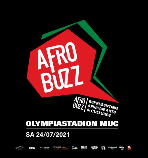 Darstellung einer Produktion AFRO BUZZ Representing African Arts & Cultures