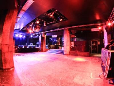 Bild einer Bühne STROM