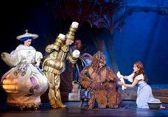 Darstellung einer Produktion Disney - Die Schöne und das Biest Zauberhafte Bühnenfassung 2/9