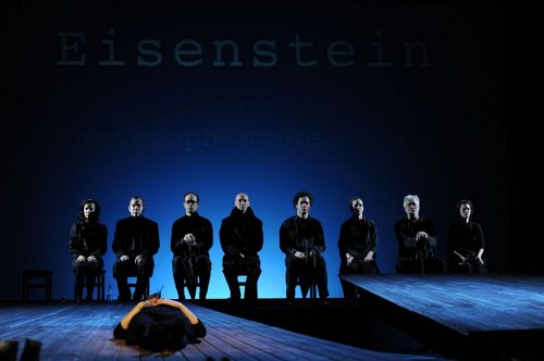 Darstellung einer Produktion Eisenstein 3/9