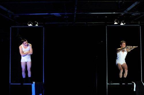 Darstellung einer Produktion Felix Krull 2/2