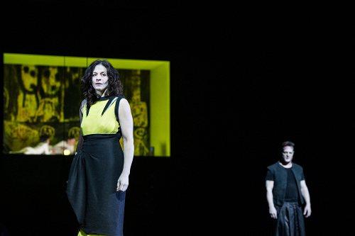 Darstellung einer Produktion Medea nach Euripides 2/7