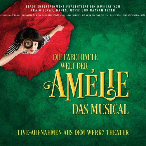 Darstellung einer Produktion Die fabelhafte Welt der Amélie Hautnah, mitten in Amélies fabelhafter Welt. 1/8