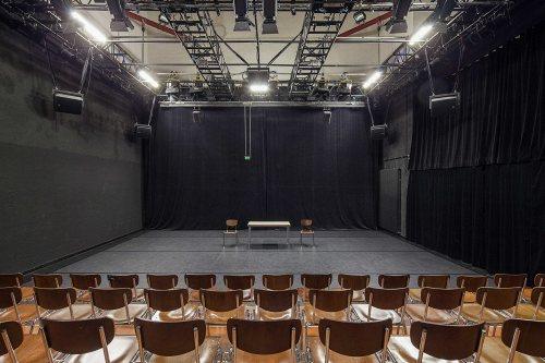 Bild einer Bühne Akademiestudio