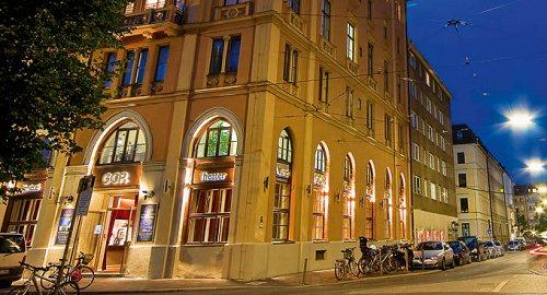 Bild einer Bühne GOP Varieté-Theater München