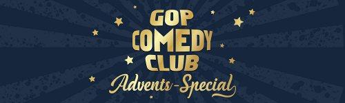Darstellung einer Produktion GOP Comedy Club - Adventsspecial